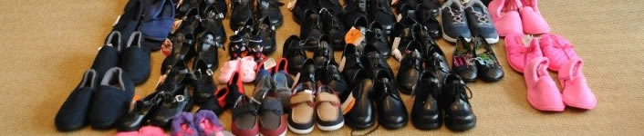 'One Day Without Shoes' Initiative